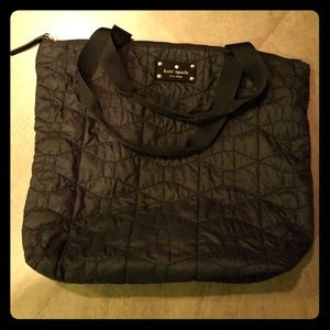 Kate Spade Wilson Road Quilted Nylon Bag/Tote